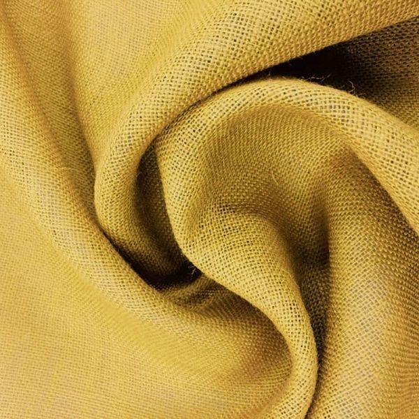 Arpillera yute de colores - Color Amarillo mostaza