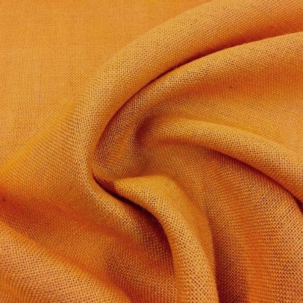 Arpillera yute de colores - Color Naranja