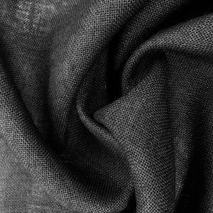 Arpillera yute de colores – Color Negro