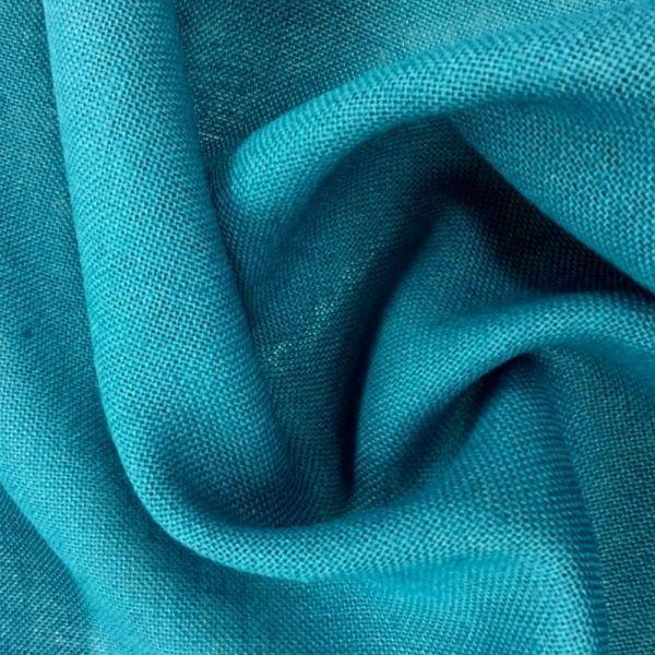 Arpillera yute de colores - Color Azul