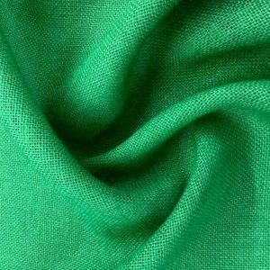 Arpillera yute de colores – Color Verde