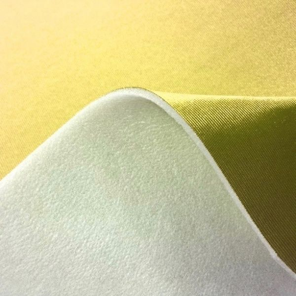 Foam rasete - Color Amarillo Mostaza