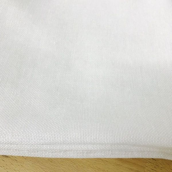 Visillo Lino extra blanco