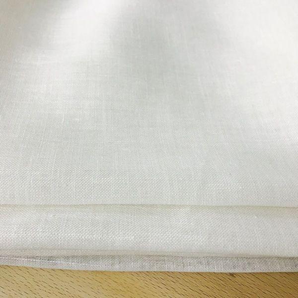 Visillo Gran Lino blanco